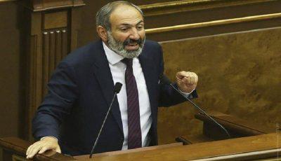 پاشینیان سرانجام نخست وزیر ارمنستان شد