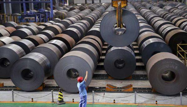 کاهش فروش محصولات فولادی روسیه و قزاقستان به ایران