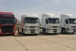 افزایش کرایه حمل کامیونداران