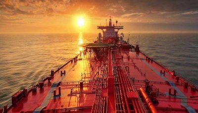 جابهجایی ۹۰ درصد از حملونقل کالا از طریق دریا