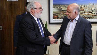 تشکیل کارگروه تجارت نفت بین تهران و بروکسل