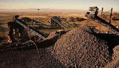 تولید کنسانتره سنگ آهن معادن بزرگ 30 درصد افزایش یافت