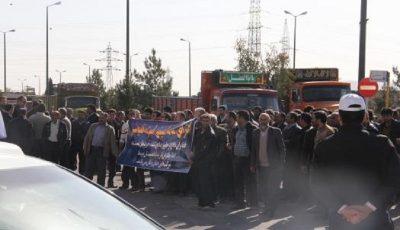 اختلال موقت در سوخترسانی بهدلیل اعتصاب تعدادی از رانندگان در شیراز