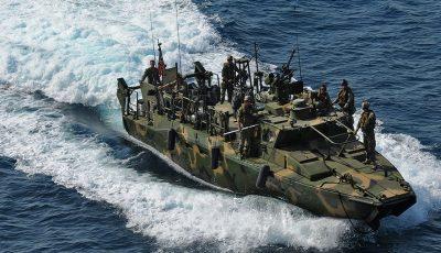 آمادهباش نیروهای آمریکا در خلیج فارس