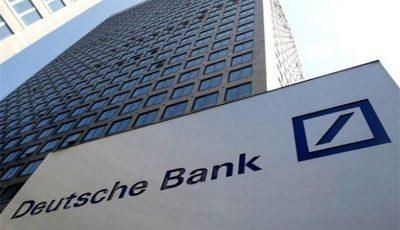 دویچه بانک آلمان ۷ هزار نفر از کارکنانش را اخراج میکند