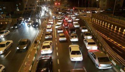 افزایش آلودگی صوتی در شبهای تهران