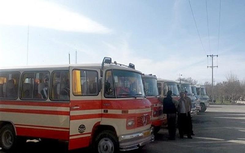 نیمی از خودروهای حملونقل عمومی فرسوده هستند