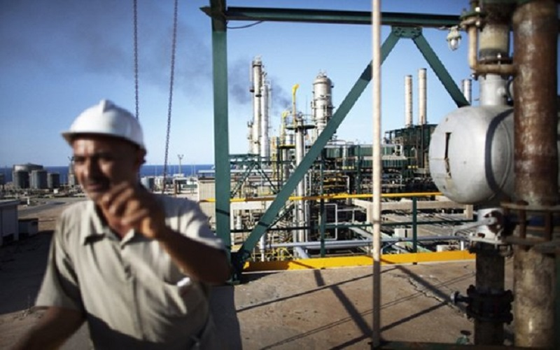 یک میدان نفتی لیبی در خطر تعطیلی قرار گرفت