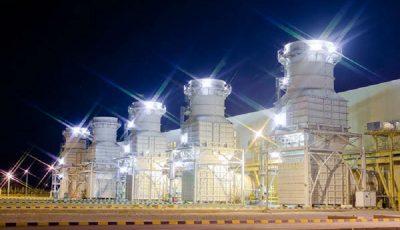 گاز نیروگاههای مقیاس کوچک وصل شد