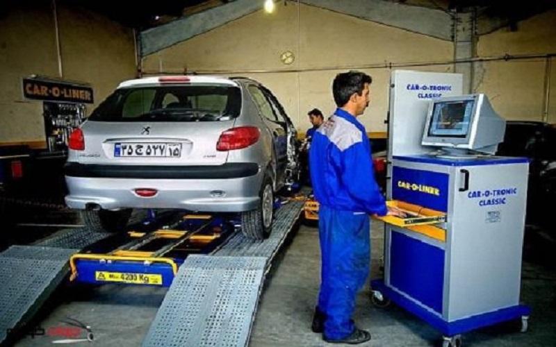 ۷۶ درصد خودروها موفق به اخذ مجوز معاینه فنی برتر نمیشوند