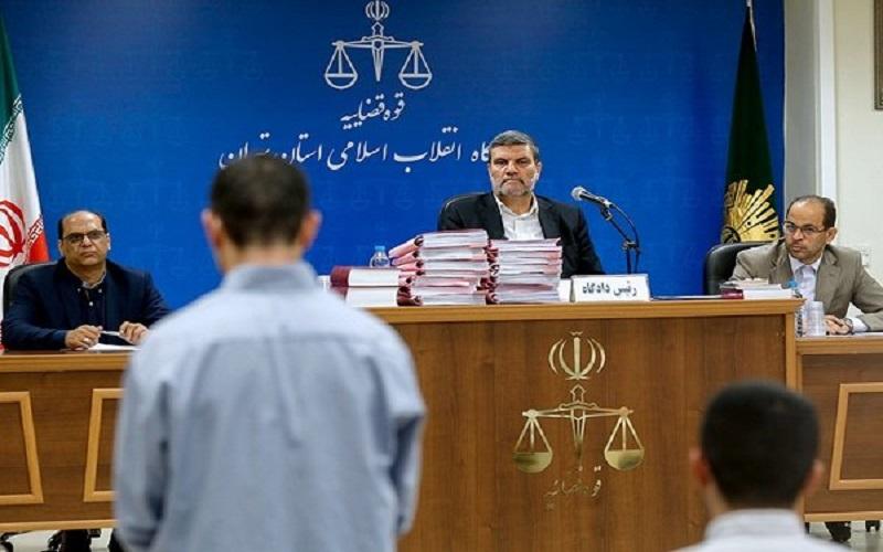 صدور حکم اعدام برای ۸ داعشی