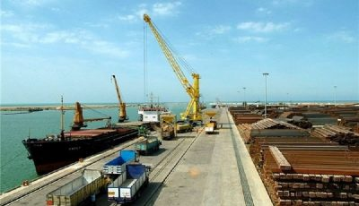 ظرفیت بنادر شمالی ایران به ۱۳۰ میلیون تن رسید