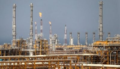 رسیدن ظرفیت تولید گاز فاز ۱۳ پارس جنوبی به بیش از ۵۰ میلیون متر مکعب در روز