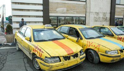 تجهیز 20 هزار تاکسی به سیستم پرداخت الکترونیکی