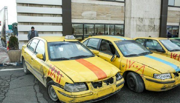 تجهیز ۲۰ هزار تاکسی به سیستم پرداخت الکترونیکی