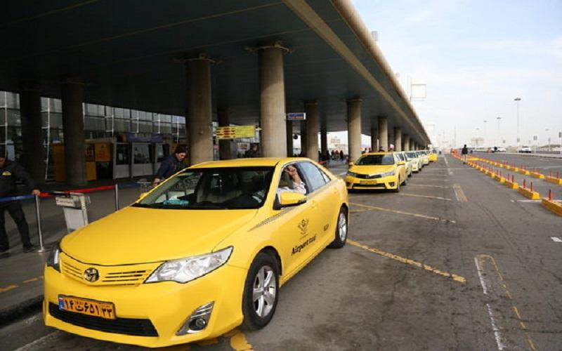 شرط فعالیت اسنپ و تپسی در فرودگاه امام خمینی