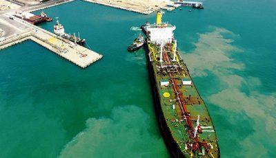 نفت ایران پس از ۱۶ سال به شیلی رسید