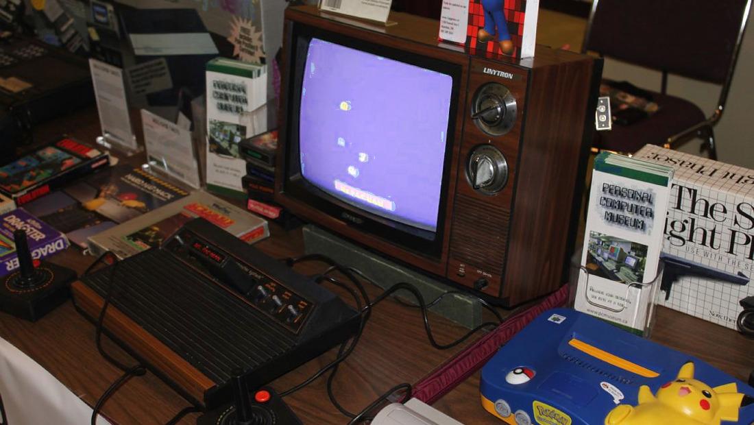 رتروگیمینگ آتاری 2600 Retrogaming Atari