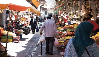 حال و هوای بازار امام حسین در رمضان (گزارش تصویری)