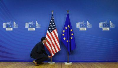 ترامپ دوباره مقابل اتحادیه اروپا عقبنشینی کرد