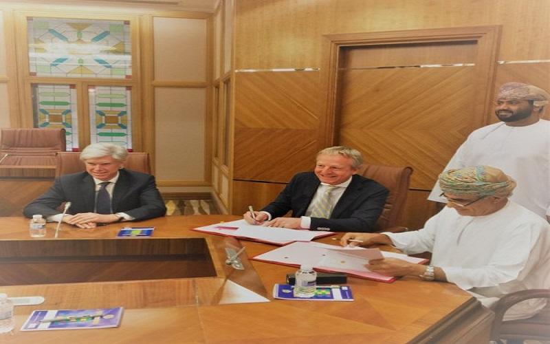 سرمایهگذاری توتال و شل در عمان