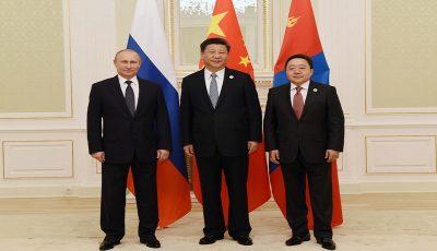 موافقت مغولستان با احداث خط لوله گاز روسیه-چین