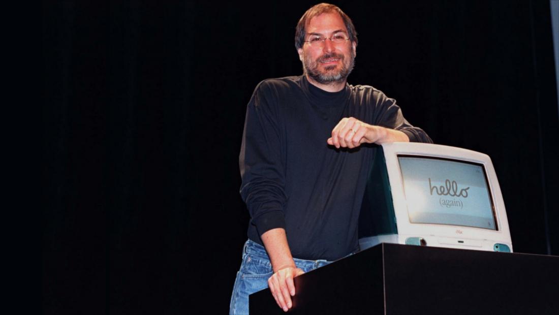 صنعت کامپیوترهای شخصی مرده استیو جابز آیمک Steve jobs iMac
