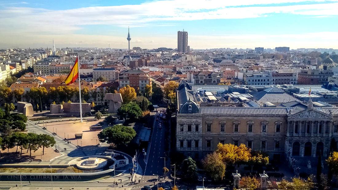 اقتصاد اسپانیا، جشنی برای حواس پنجگانه