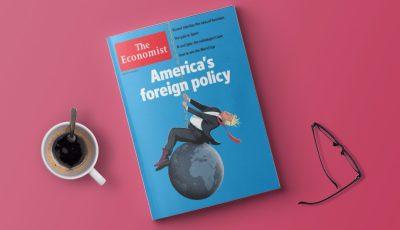 پیشبینی اکونومیست از آینده امریکا