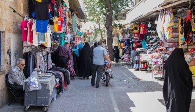 چند گام در بازار پوشاک امام حسن (گزارش تصویری)