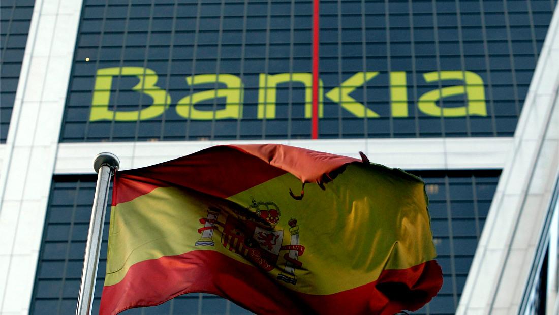 اقتصاد اسپانیا بانکهای اسپانیا