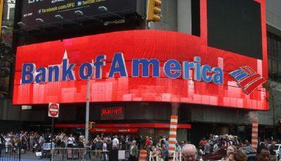 بانک آمریکا ۱۵ میلیون دلار برای حل و فصل اتهامات پرداخت میکند