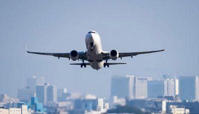 برقراری پرواز «ازمیر- تبریز» و بالعکس در فرودگاه تبریز