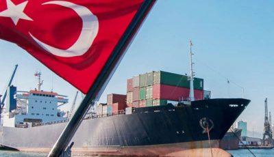 افزایش ۶۵ درصدی کسری تجاری ترکیه