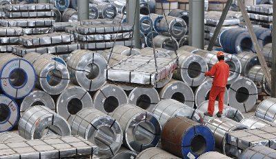 صادرات فولاد افزایش یافت