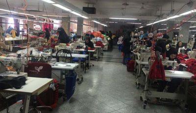 مصرف پوشاک داخلی ۲۰ درصد افزایش یافت