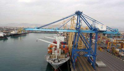 سهم ۹۰ درصدی حملونقل دریایی در تجارت خارجی ایران