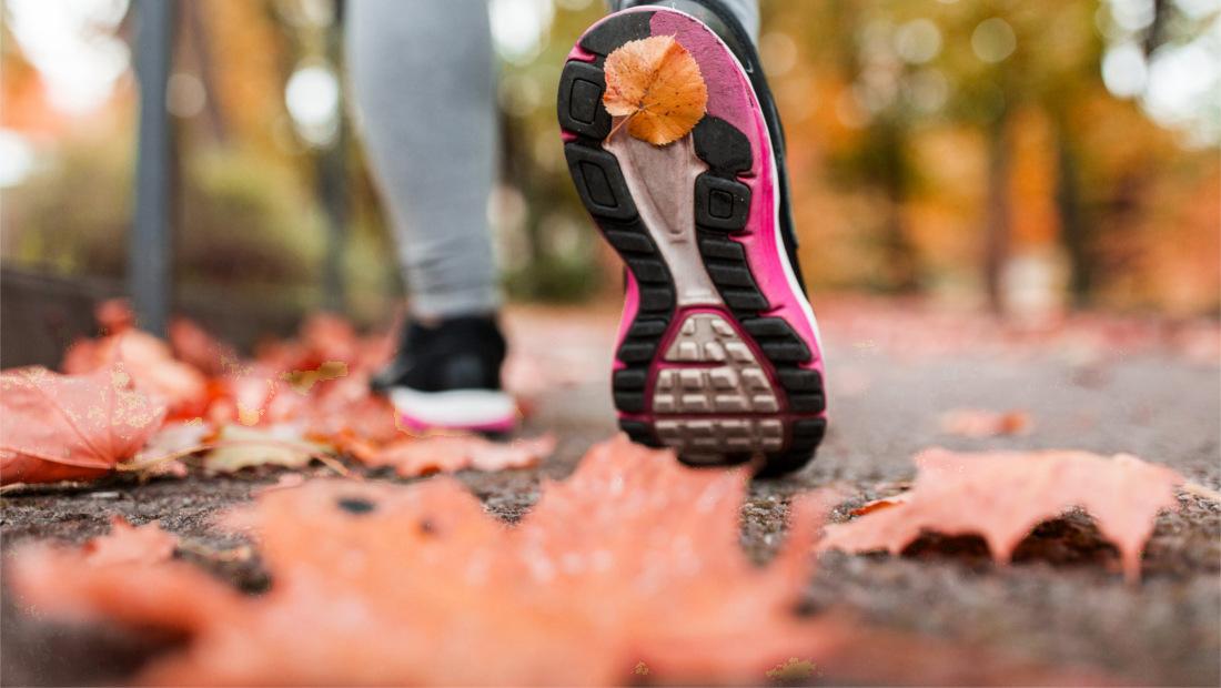 دورکاری ورزش صبحگاهی کفش