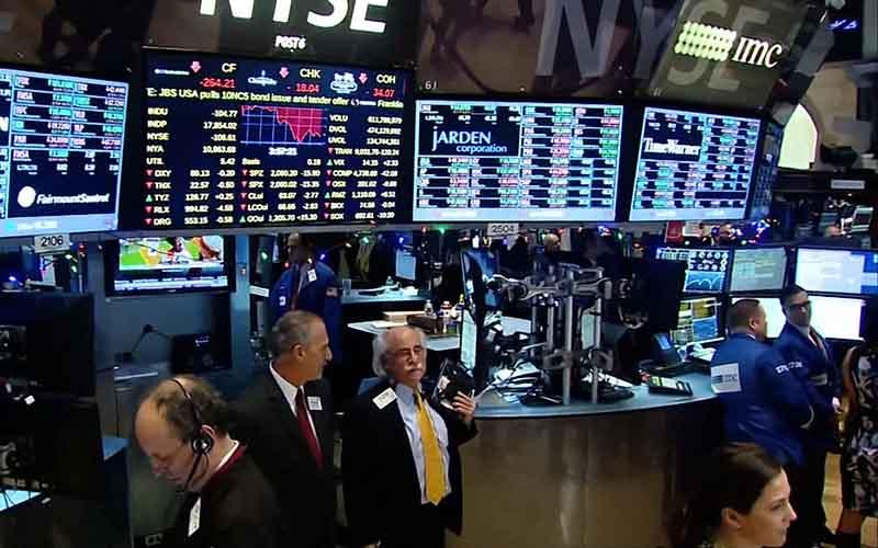 سقوط سهام جهان به پایینترین مقادیر ۱ ساله