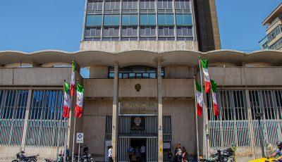 نمایی نزدیک از تالار بورس در آخرین روز کاری خرداد