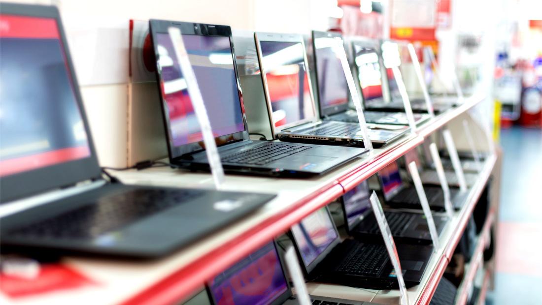 صنعت کامپیوترهای شخصی مرده فروشگاه لپتاپ