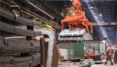 پرش صادراتی در محصولات فولادی ایران