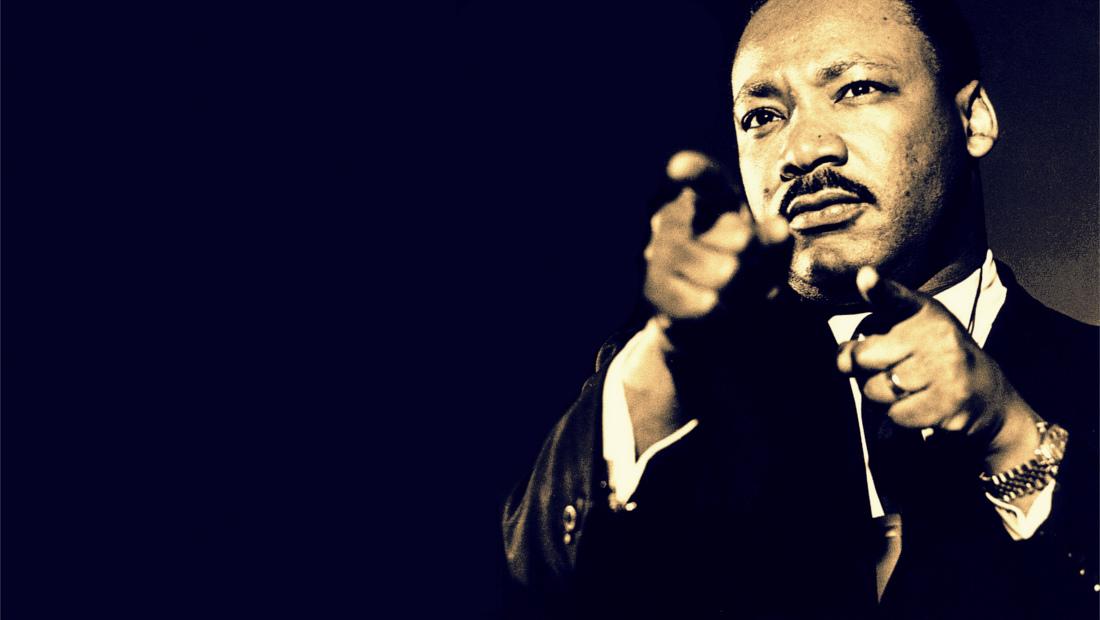 سرمایه نمادین مارتین لوتر کینگ