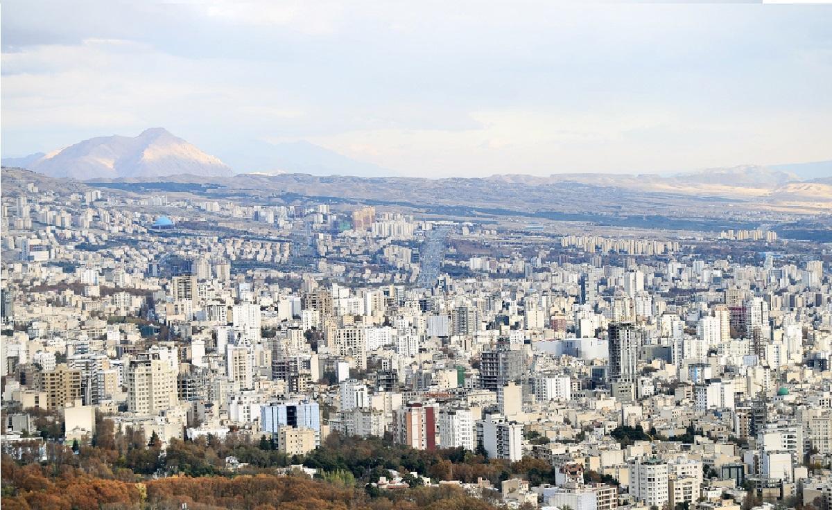 بازار مسکن در تهران