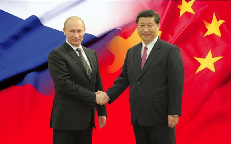 تجارت روسیه و چین تا پایان سال به ۱۰۰ میلیارد دلار میرسد
