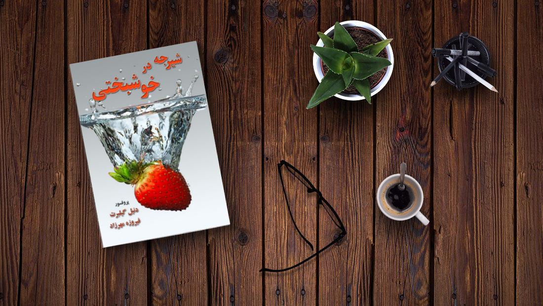 معرفی کتاب شیرجه در خوشبختی اثر دنیل گیلبرت