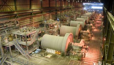 بزرگترین کارخانه فرآوری مس جنوب شرق کشور ۹۰ درصد پیشرفت دارد