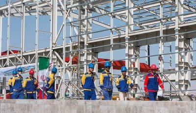 بومیسازی خطوط انتقال آلومینیوم برای اولینبار در ایران
