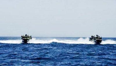 گارد برای محیط زیست دریاهای کشور