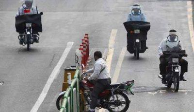 هشدار پلیس در خصوص تخلفات موتورسیکلتسواران